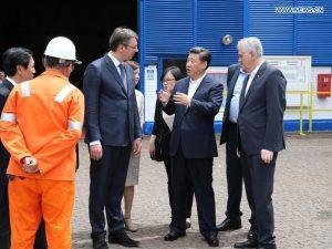 Den kinesiske præsident Xi Jinpings strategiske mission <br>til Central- og Østeuropa. EIR-Artikel