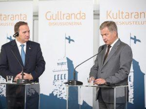 Sverige og Finland enige: De trues ikke af Rusland