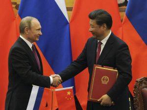 Putin og Xi understreger betydningen af deres »Stormagtsrelation« for hele verden