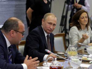 Det er Putin, der bestemmer, hvad der <br>skal ske med 'Planen om Stor-Eurasien'