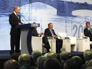 Lyndon LaRouche: Intet kan standse krakket <br>– Putins rolle, samt en økonomisk vision <br>efter Hamiltons principper, er afgørende