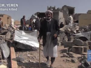 Saudisk udslettelse af fabrikker og økonomisk aktivitet i Yemen <br>er en yderligere krigsforbrydelse, rapporterer Human Rights Watch