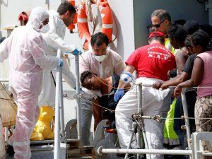 Flygtningekrise Europa: <br>Obamas krige afføder fortsat folkemord på flygtninge
