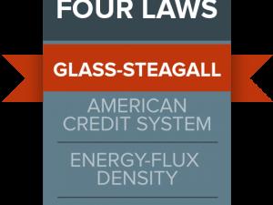 Glass-Steagall er det første, uomgængelige <br>skridt i den transatlantiske verdens <br>økonomiske genrejsning
