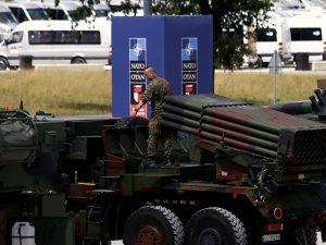 Et kupmønster i NATO's oprustning til krig