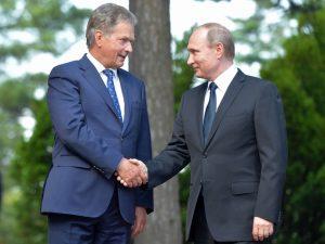 NATO-Ruslands-Rådet skal mødes 13. juli – <br>Putin til møde i Finland over flysikkerhed over Østersøen