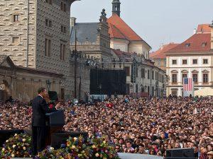 USA: Borgmesterkonference fordømmer Obamas atomkrigsprovokationer