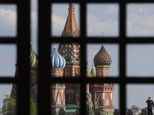 Propagandaen om 'Den russiske Trussel' er intet nyt; <br>det har Storbritannien kværnet ud i århundreder