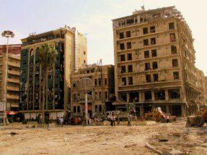 'Ødelæggelsens alder' bør vige for 'Genopbygningens alder'