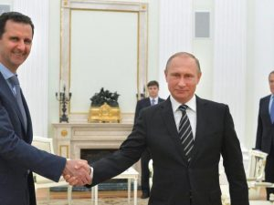 Tyskland: Welt am Sonntag: Syrienseksperter: Putin ændrede hele geometrien