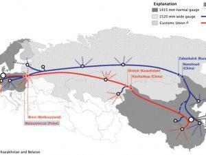 Er Tyskland intelligent nok til at gribe <br>chancen med Den nye Silkevej? <br>Af Helga Zepp-LaRouche