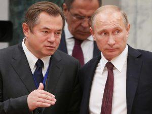 Sergei Glazyev, rådgiver til Putin, taler om Ukraine <br>og Ruslands orientering mod øst i interview