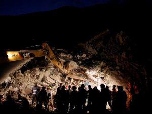EU forbyder Italien at opbygge forsvar imod jordskælv