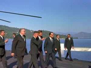 'Helikopter-penge' for en ny amerikansk infrastruktur?