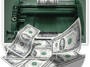 Hvad kvantitativ lempelse (QE) haver udvirket: <br>Financial Times ser 'Verdens Ende'