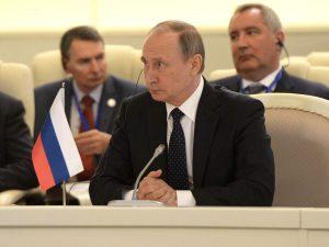 Putin og Kina sætter den nye dagsorden