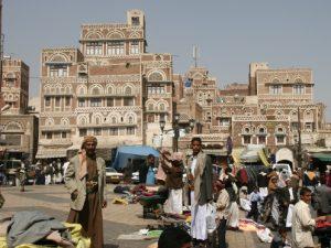 Stop Vestens folkemord af Yemen