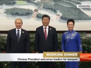 Kinas hensigt med G20 en succes