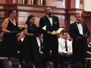 Video: Schiller Instituttets opførelse af Mozarts Rekviem <br/>i NYC for at mindes ofrene for angrebene den 11. sept. 2001
