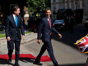 Det britiske parlament stiller Cameron <br>under anklage for krig og terrorisme: <br>Hvorfor sidder Obama stadig i embedet?