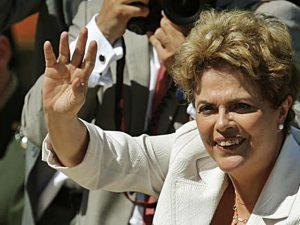 Dilma Rousseff afsat: <br>De finansielle voldtægtsmænd <br>har vundet slaget, men ikke krigen, <br>med justitsmordet og kuppet mod Brasiliens præsident