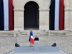 Både Kina og Frankrig fordømmer USA's såkaldte <br>»Krig mod terror« som Skaber af terror