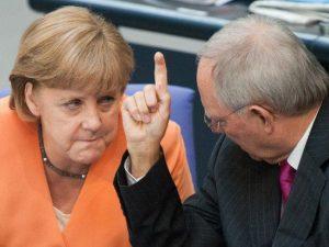 Tysk valg: Giv Merkel, men også Schäuble skylden!