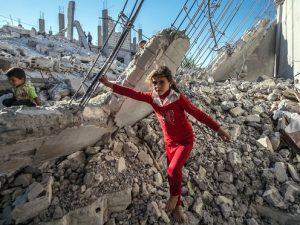 Er befrielsen af Aleppo nær?