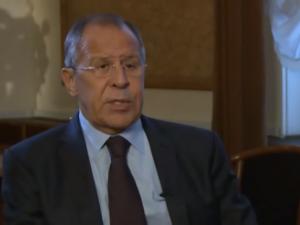 Sergej Lavrov i direkte kamp mand-til-mand med BBC