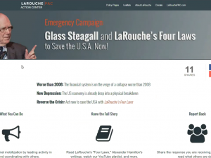 ATT. Amerikanere: En global omorganisering er i gang. <br>LaRouchePAC Internationale webcast, 21. oktober, 2016. <br>Dansk uddrag.