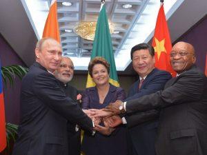 Putin opfordrer til det Store Eurasiske Partnerskab