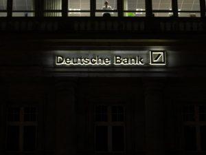 'Har Deutsche Bank nået sit Lehman Brothers-punkt?'