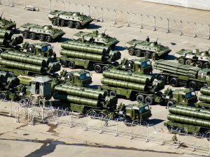 Det Russiske Forsvarsministerium advarer mod <br>»Dilletant-illusioner« med hensyn til Ruslands kapaciteter