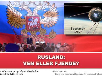 NYHEDSORIENTERING MARTS 2018: <br>Rusland: Ven eller fjende?