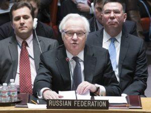 Russiske regeringsfolk kommer med hård anklage mod Obama og briterne <br>for at puste til flammerne for en global krig