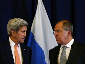 USA suspenderer dialog med Rusland om Syrien