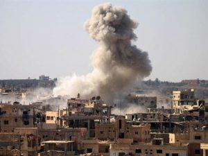 Rådgiver til Syriens præsident roser Putins krav om en »Marshallplan« for Mellemøsten