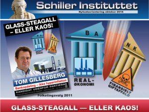 NYHEDSORIENTERING OKTOBER 2016: <br/>GLASS-STEAGALL — ELLER KAOS!