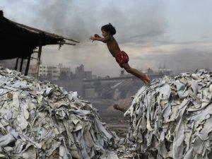 Verdensbankens præsident: <br>'Uden Kina ville vi end ikke have en chance <br>for bare at tænke på at afskaffe ekstrem fattigdom'