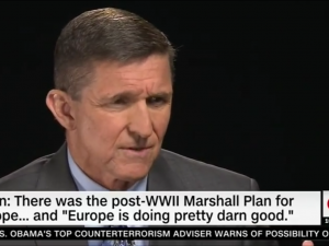 USA: General Michael Flynn kræver Marshallplan for MENA-område