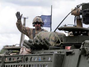 Britisk krigsparti flipper ud over valget af Trump