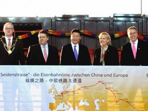 Tysklands fremtid ligger i den Nye Silkevej! <br>Af Helga Zepp-LaRouche