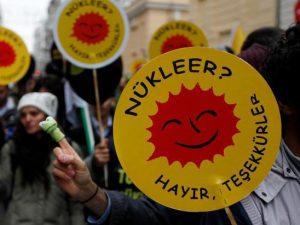 Tyrkiets Yilderim: Kampen for miljøet er 'en fælde' <br>imod udviklingslandes anvendelse af kernekraft