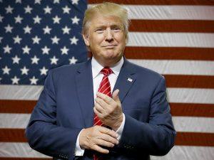 POLITISK ORIENTERING 10. nov., 2016: <br>Donald Trump! Hvad det betyder, <br>og hvad LaRouche-bevægelsen nu må gøre. <br>Se også 2. del.