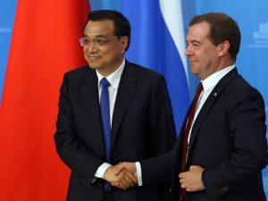 Den kinesiske premierminister Li Keqiangs besøg i Rusland af vital betydning