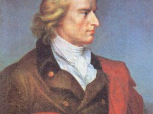 Vi fejrer fødselsdag for Friedrich Schiller, <br>Frihedens Skjald, i aften kl. 19. <br>Kom og vær med!
