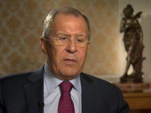 Ruslands udenrigsminister Lavrov: <br>USA's politik for spændinger med Rusland <br>ikke godt for det amerikanske folk
