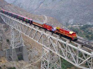 LaRouches ideer var med til at skabe massebevægelse <br>i Peru for Kinas bi-oceaniske jernbaneprojekt