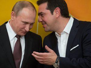 Grækenland vil ikke tilslutte sig den 'Kolde Krig' mod Rusland