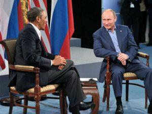 Obama er blevet dumpet <br>– det er nu afgørende at genoprette <br>relationerne med Putins Rusland